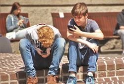 The link between teenage alcohol abuse, sexting and suicide.