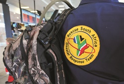 Responding to disasters: The work of Rescue South Africa