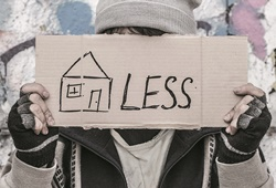 Homeless, hopeless and vulnerable victims
