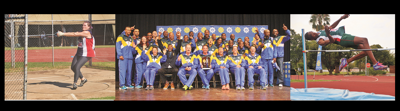 Despite heavy rains, the SAPS managed to host a successful national athletics championship in Pretoria at the end of March 2018. Read about the events and the winners in Servamus: May 2018 from pp 52-54.