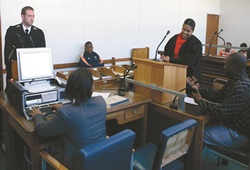 Court Preparation: Giving victims a voice in court