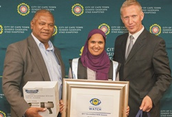 Neighbourhood Watch structures recognised and awarded in the Western Cape