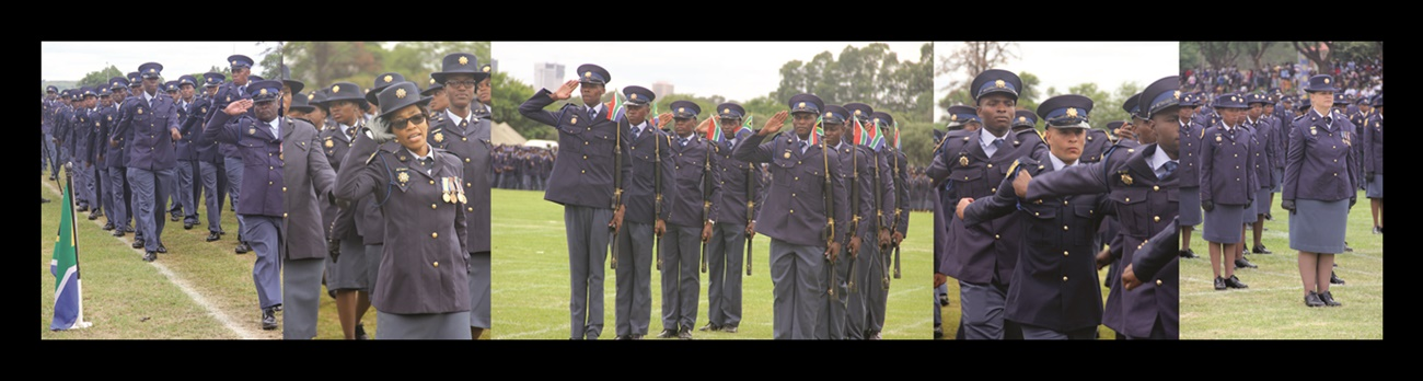 A total of 4971 new, eager constables joined the SAPS in December 2019 when their passing-out parades were held. Read about their training in Servamus: February 2020, from p 60 to p 61.