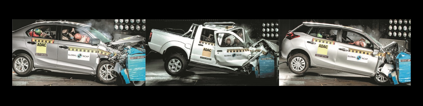 Have you ever taught about your car's safety when you are involved in a vehicle crash? Will you and your loved ones be protected in as far as it is possible? Refer to the article published on pp 14 -16 in Servamus: January 2020 to determine the NCAP safety rating of many cars on SA's roads.
