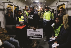 Crime in the SA rail environment: A national disaster?