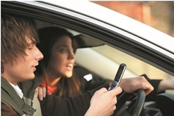 Deadly text messages:  Driving while intexticated